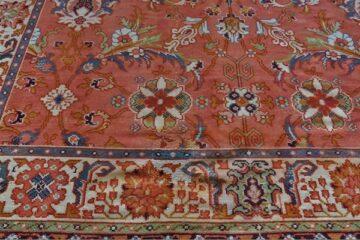 Renowacja starego dywanu zakończona