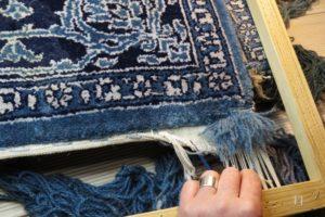 Odtwarzanie runa dywanu