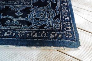 Rekonstrukcja narożnika dywanu zakończona
