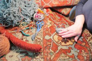 Czy warto naprawiać stary dywan